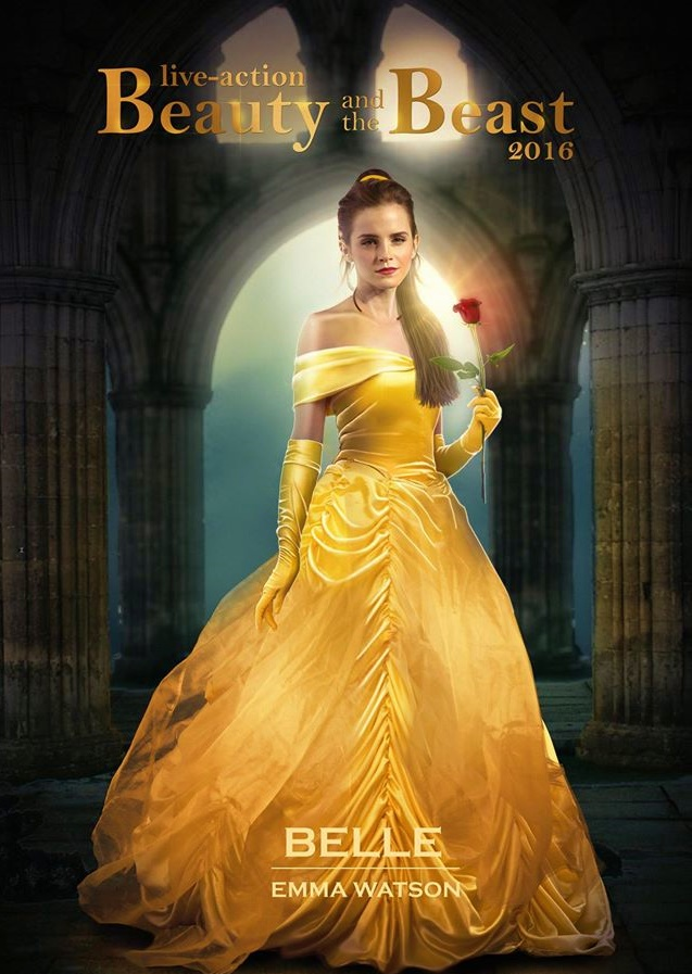 Beauty And The Beast (2017) Backgrounds, Compatible - PC, Mobile, Gadgets| 637x897 px