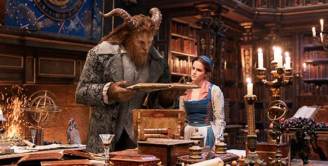 Images of Beauty And The Beast (2017) | 640x325
