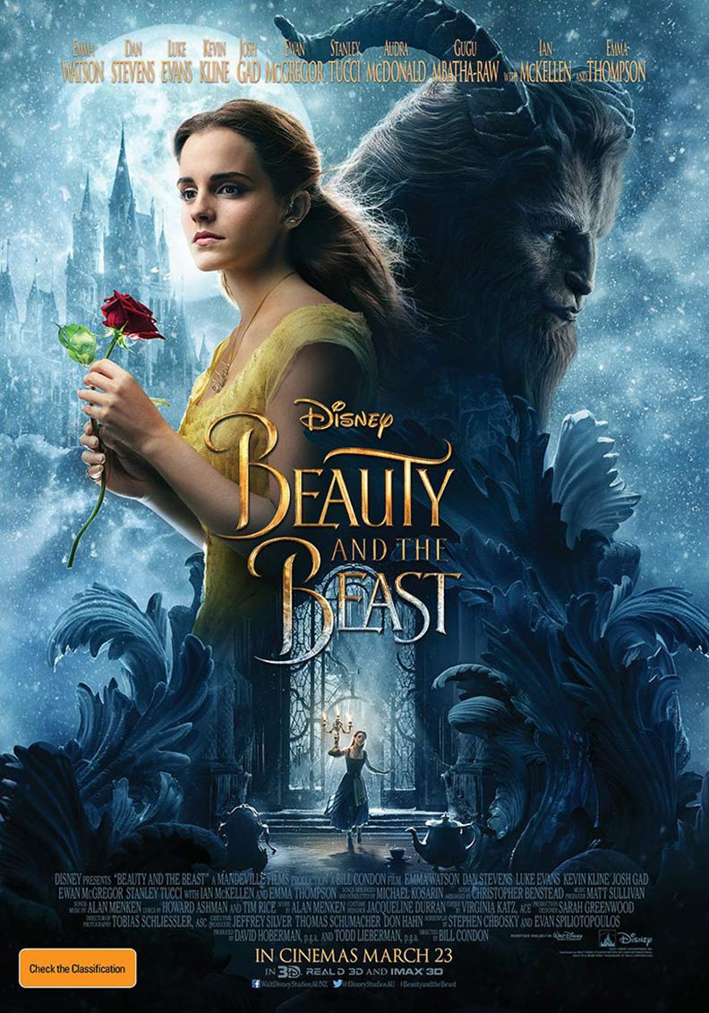 Beauty And The Beast (2017) High Quality Background on Wallpapers Vista