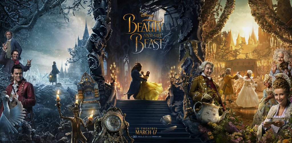 HQ Beauty And The Beast (2017) Wallpapers | File 152.32Kb