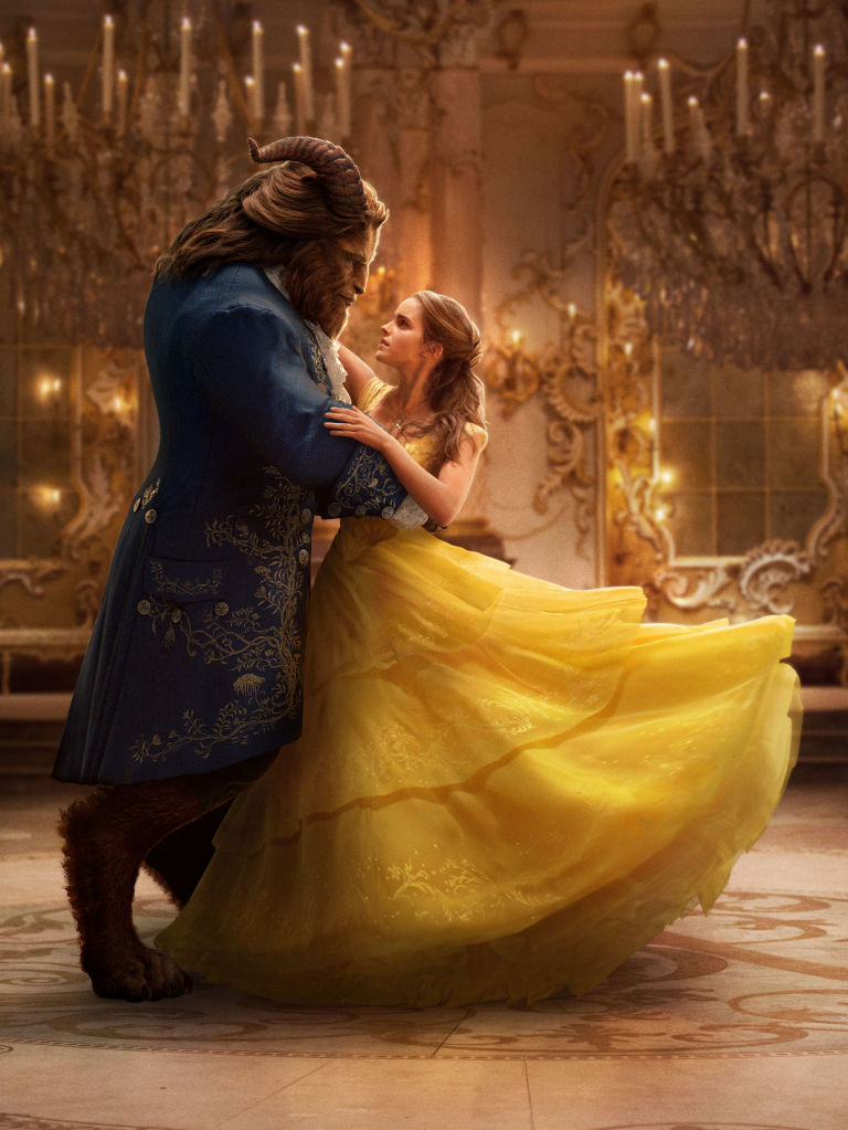 Beauty And The Beast (2017) HD wallpapers, Desktop wallpaper - most viewed