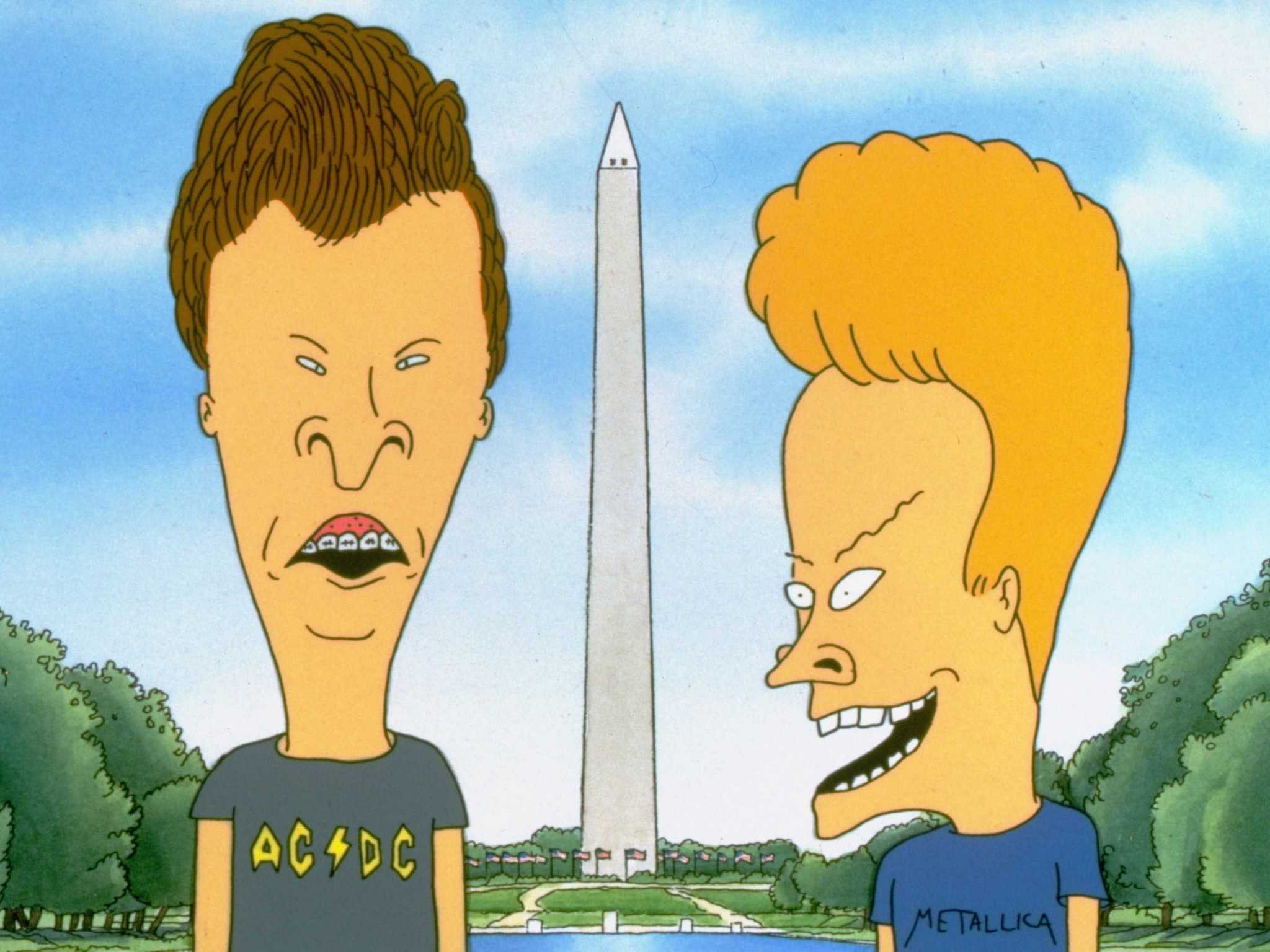 HQ Beavis And Butt-Head Wallpapers | File 163.02Kb