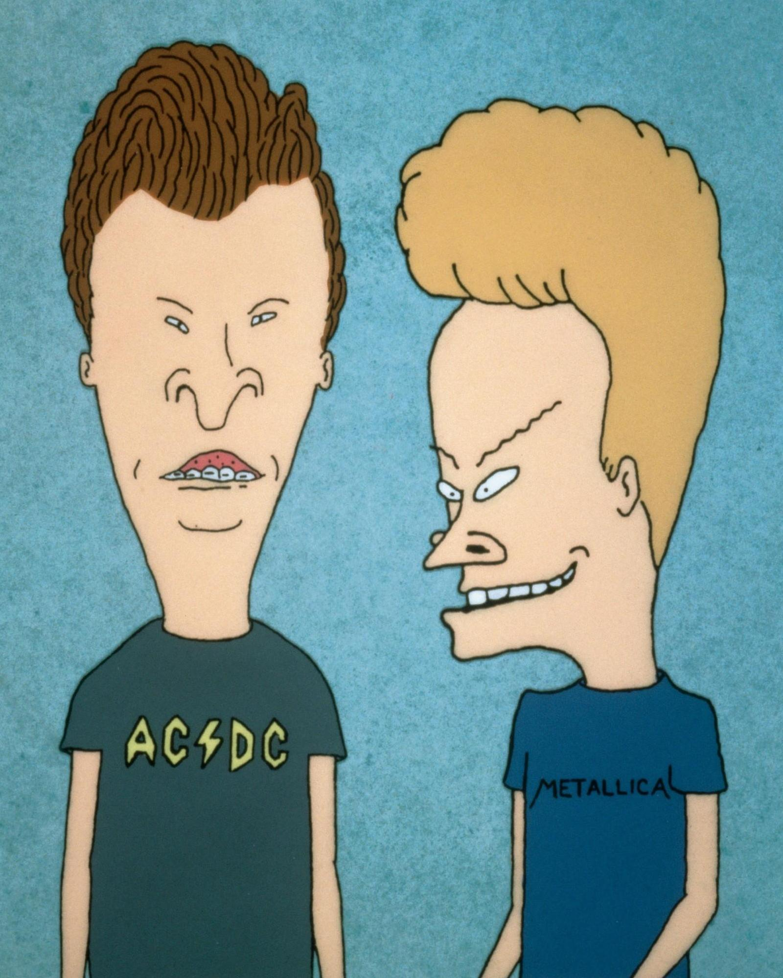 Amazing Beavis And Butt-Head Pictures & Backgrounds