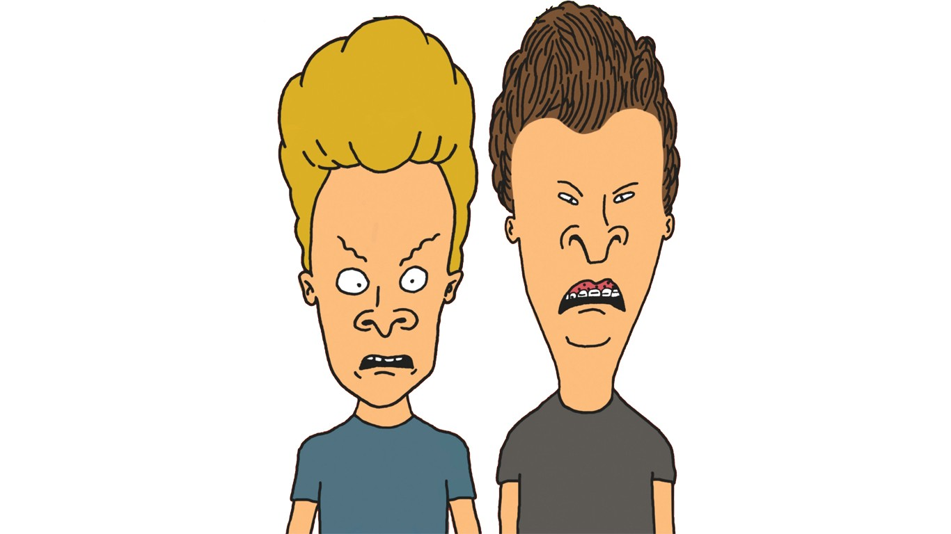 Beavis And Butt-Head High Quality Background on Wallpapers Vista