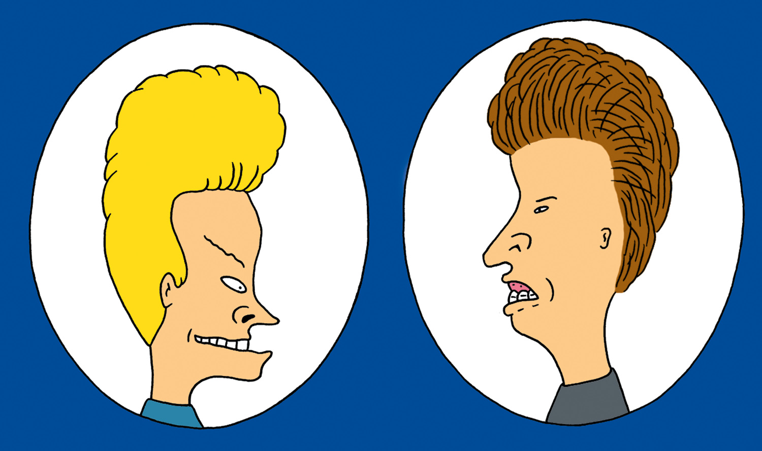 Beavis And Butt-Head Backgrounds, Compatible - PC, Mobile, Gadgets| 1500x889 px