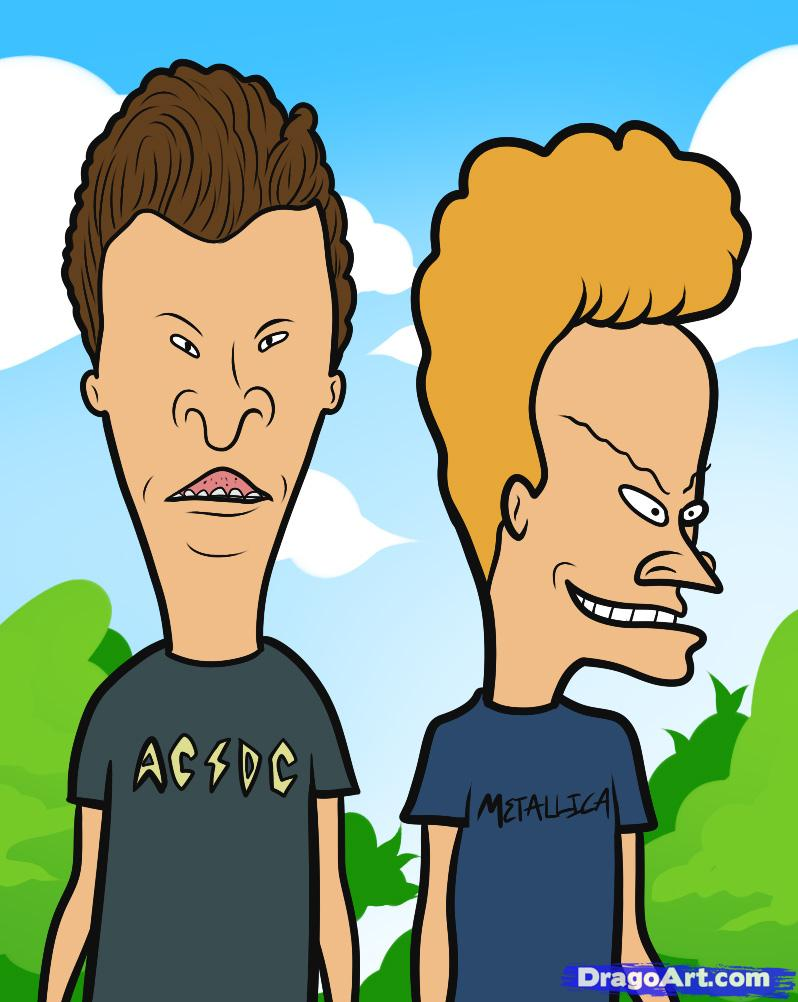 Beavis And Butt-Head Backgrounds, Compatible - PC, Mobile, Gadgets| 798x1002 px