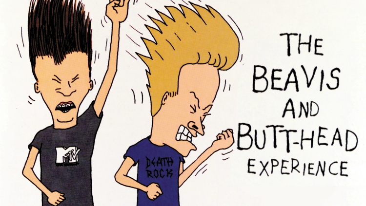 Nice Images Collection: Beavis And Butt-Head Desktop Wallpapers