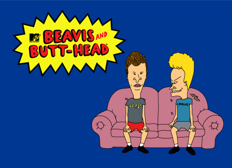 HQ Beavis And Butt-Head Wallpapers | File 52.43Kb