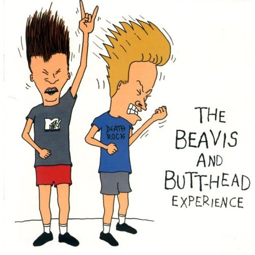 Beavis And Butt-Head Backgrounds, Compatible - PC, Mobile, Gadgets| 500x500 px
