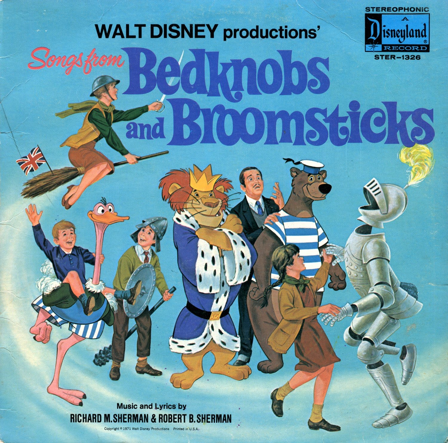 Images of Bedknobs And Broomsticks | 1500x1482