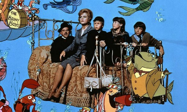 Bedknobs And Broomsticks High Quality Background on Wallpapers Vista