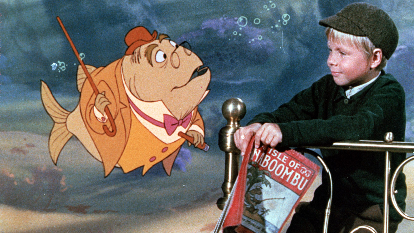 Nice wallpapers Bedknobs And Broomsticks 1330x748px