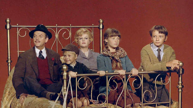 Bedknobs And Broomsticks Backgrounds on Wallpapers Vista