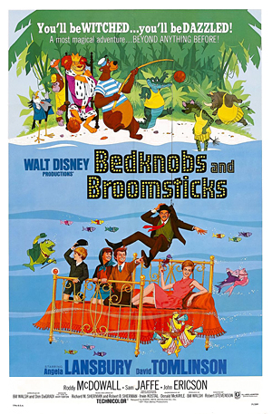 Bedknobs And Broomsticks Pics, Movie Collection