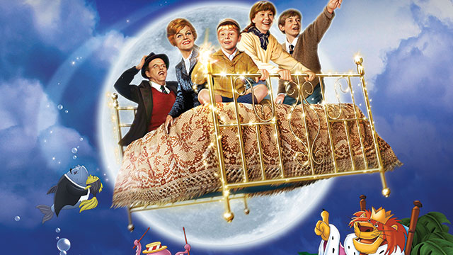 Amazing Bedknobs And Broomsticks Pictures & Backgrounds