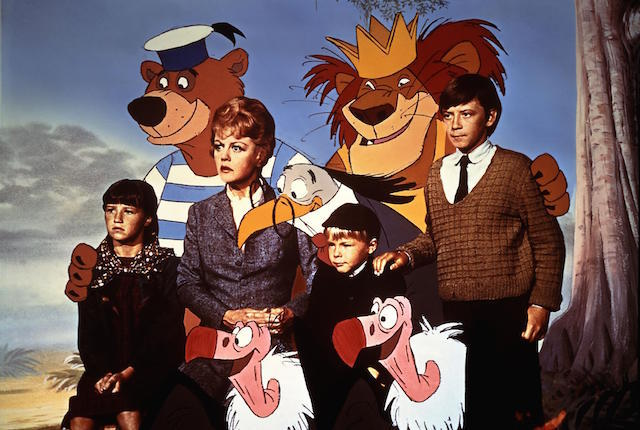 High Resolution Wallpaper | Bedknobs And Broomsticks 640x430 px