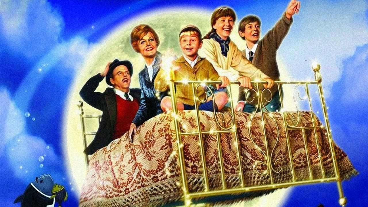 HD Quality Wallpaper | Collection: Movie, 1280x720 Bedknobs And Broomsticks