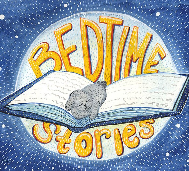 High Resolution Wallpaper | Bedtime Stories 650x587 px