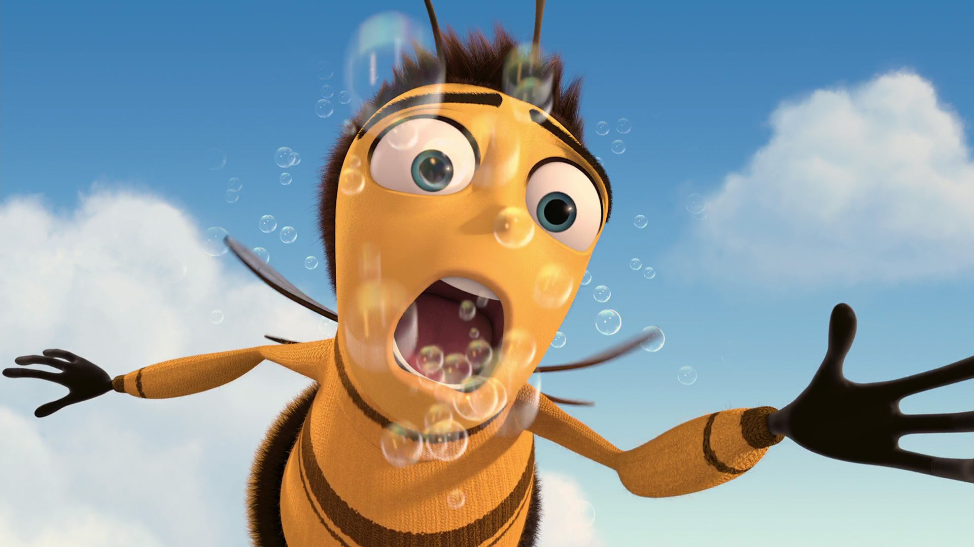 Bee Movie High Quality Background on Wallpapers Vista