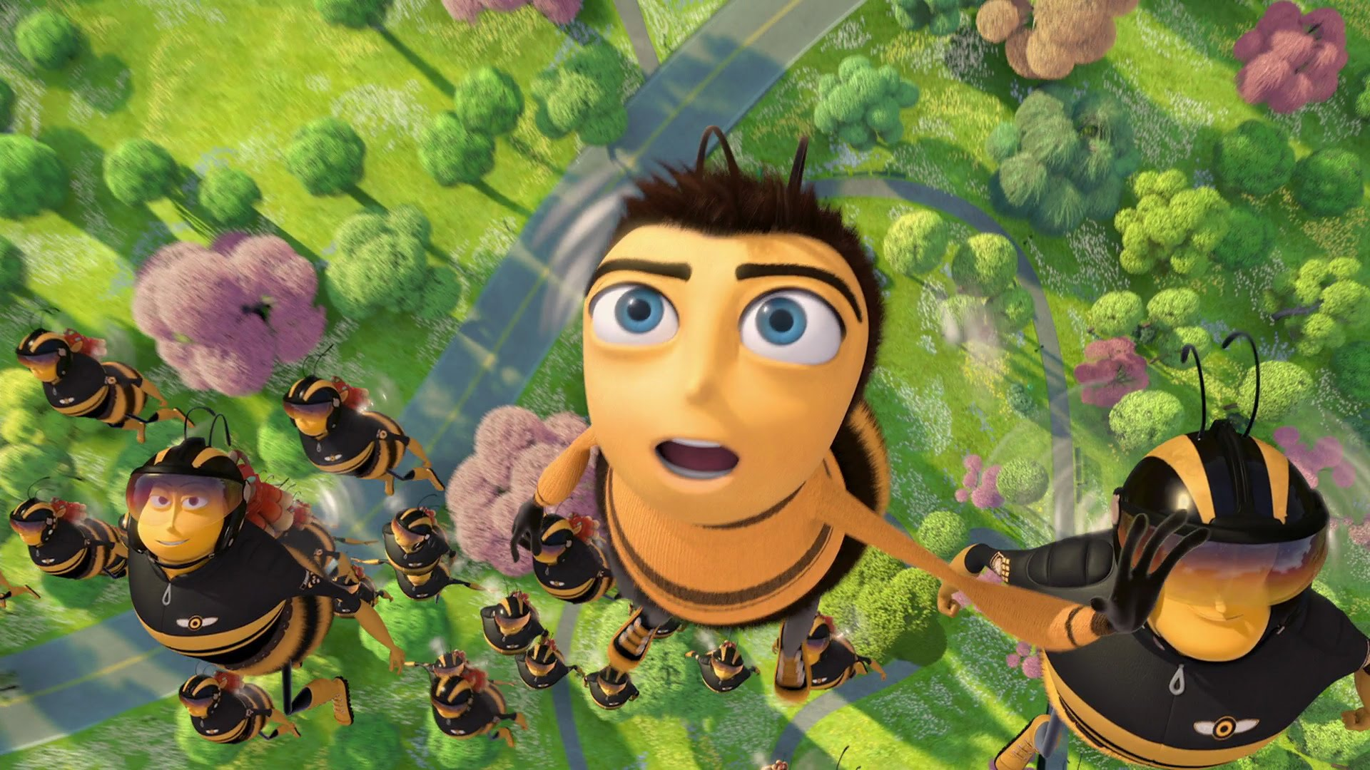 Nice wallpapers Bee Movie 1920x1080px