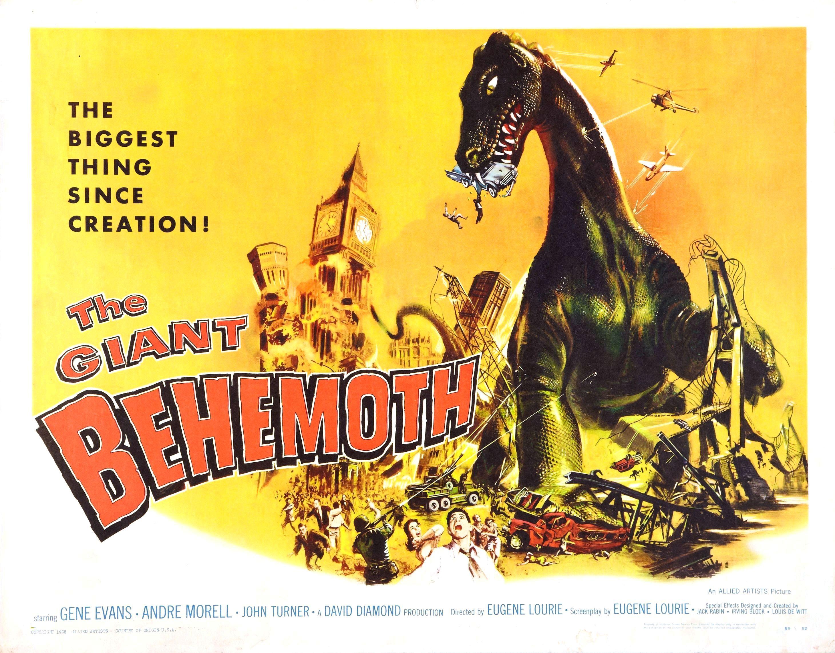 2920x2284 > Behemoth, The Sea Monster Wallpapers