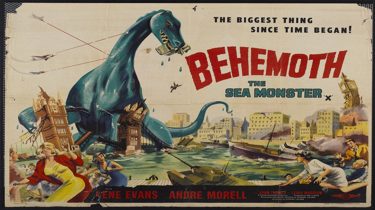 Behemoth, The Sea Monster Backgrounds, Compatible - PC, Mobile, Gadgets| 1280x720 px
