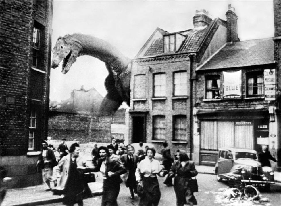 Behemoth, The Sea Monster Pics, Movie Collection
