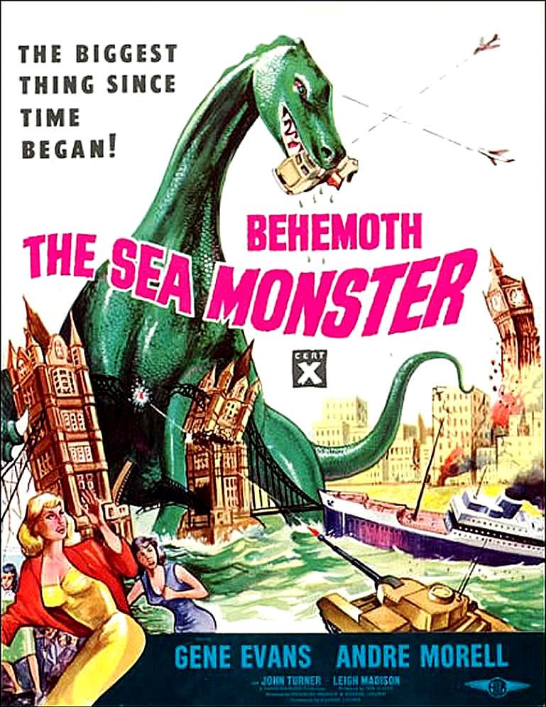 Behemoth, The Sea Monster #23