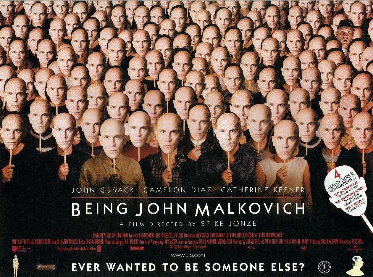 1261x936 > Being John Malkovich Wallpapers