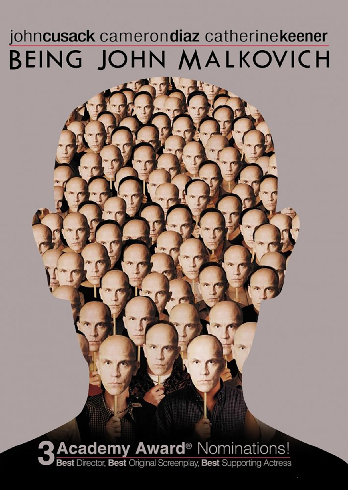 Nice wallpapers Being John Malkovich 1220x1716px