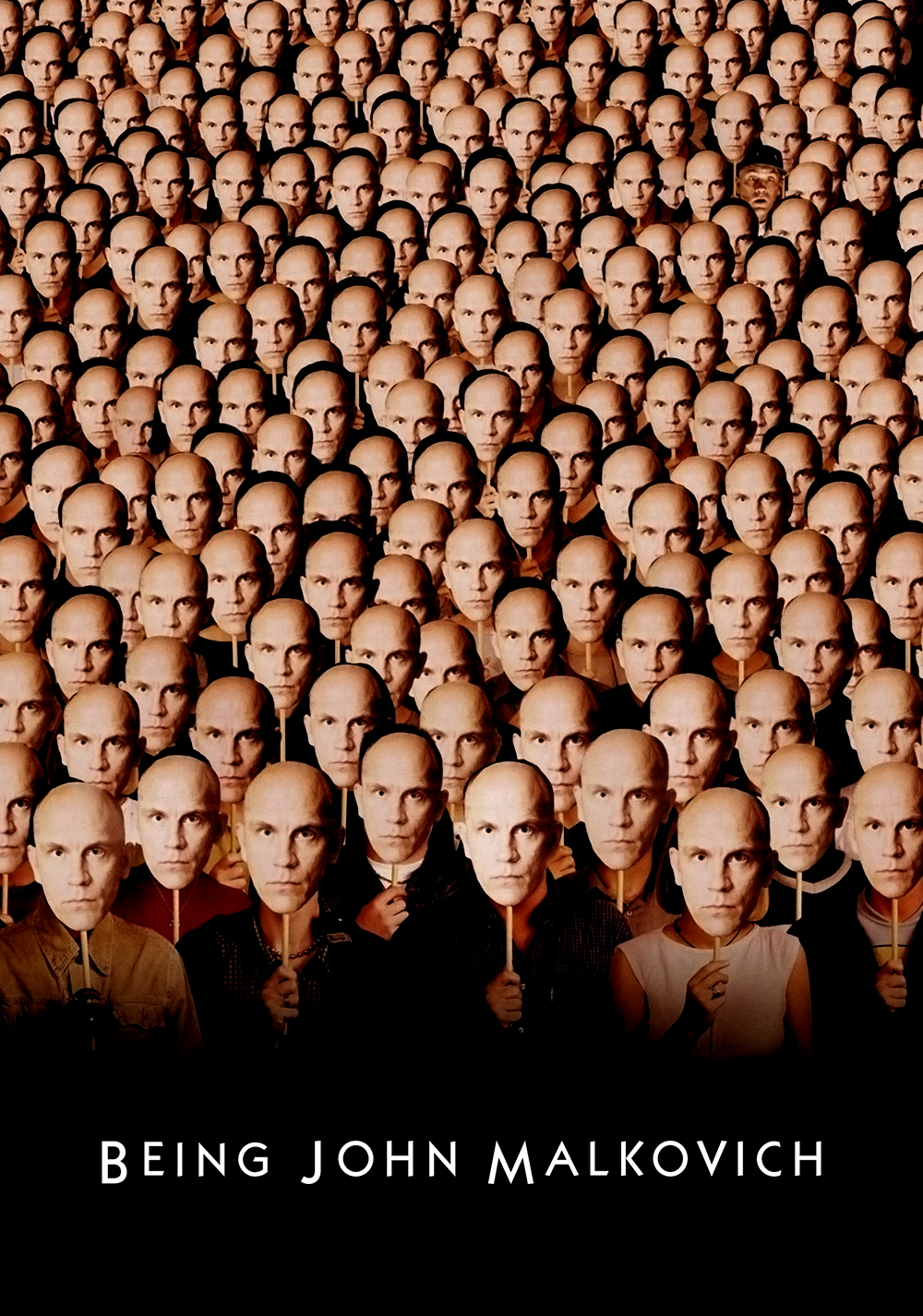 Images of Being John Malkovich | 1000x1426