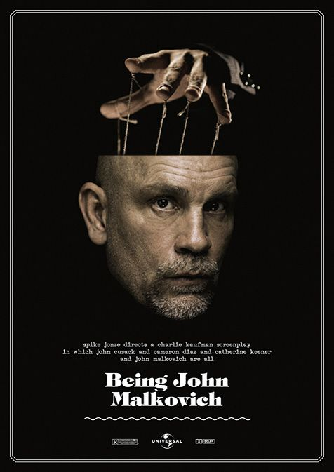 Images of Being John Malkovich | 476x673