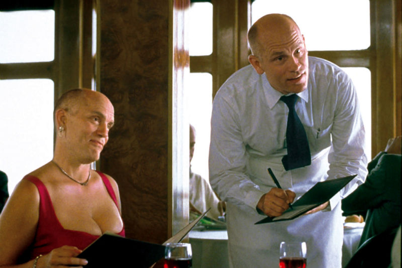 Nice Images Collection: Being John Malkovich Desktop Wallpapers