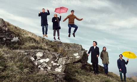Nice Images Collection: Belle And Sebastian Desktop Wallpapers