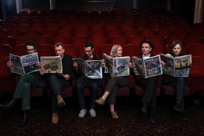 Images of Belle And Sebastian | 400x267