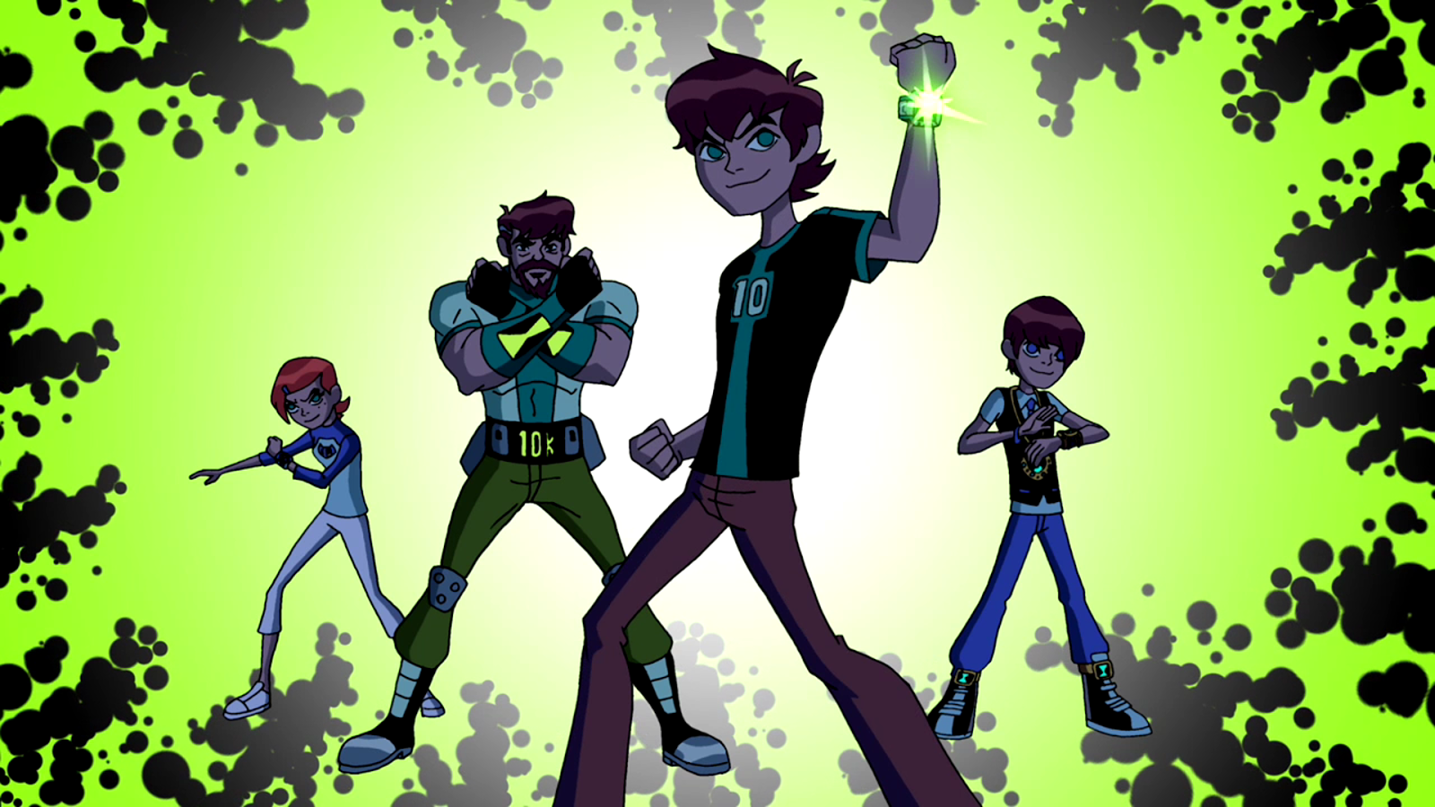 Ben 10 High Quality Background on Wallpapers Vista