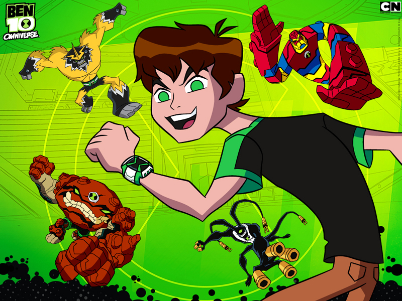 Ben 10: Omniverse wallpapers, Video Game, HQ Ben 10