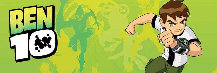 900x303 > Ben 10 Wallpapers