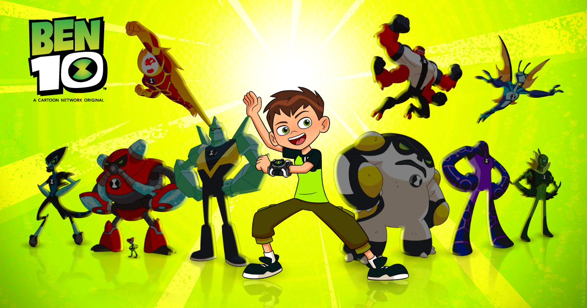 Ben 10 Backgrounds, Compatible - PC, Mobile, Gadgets| 1200x630 px