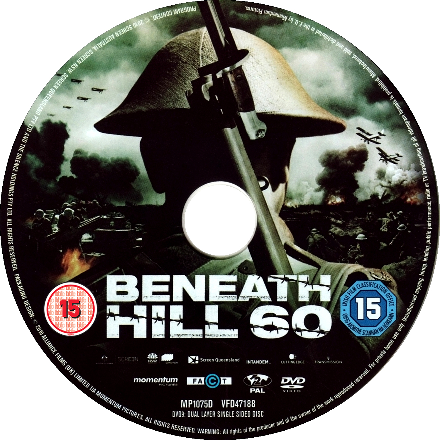 HQ Beneath Hill 60 Wallpapers | File 1110.38Kb