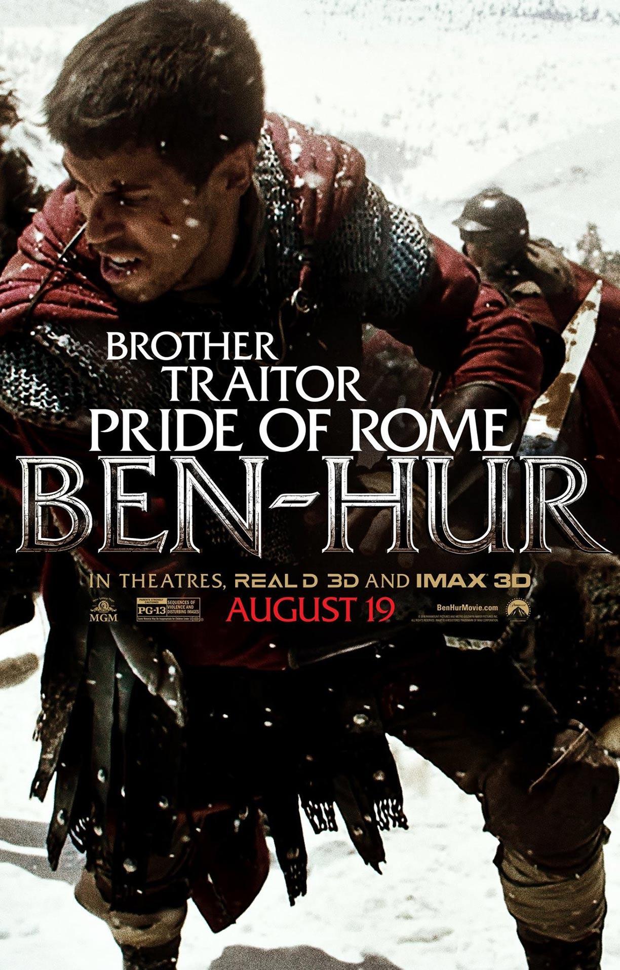 HQ Ben-Hur (2016) Wallpapers   File 334.96Kb