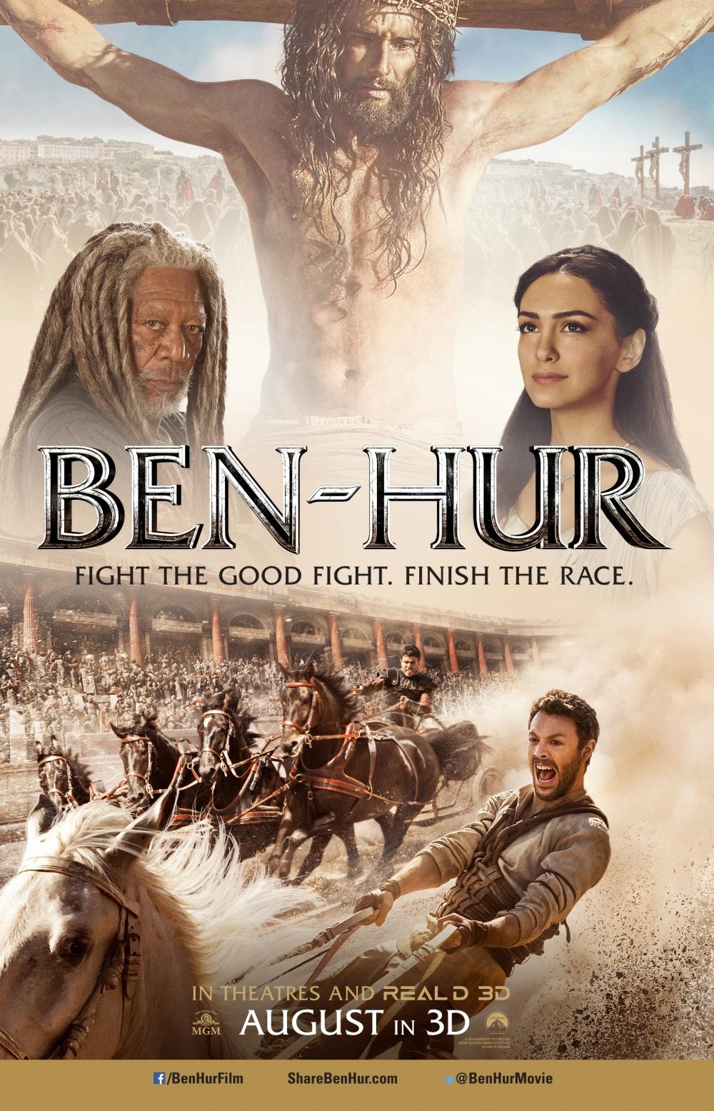 Ben-Hur (2016) Backgrounds, Compatible - PC, Mobile, Gadgets  1000x1556 px