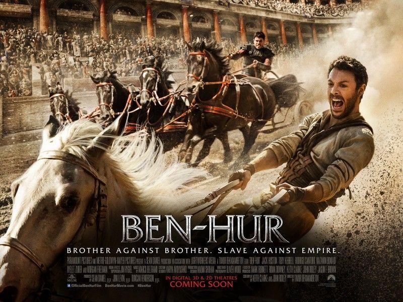 Amazing Ben-Hur (2016) Pictures & Backgrounds