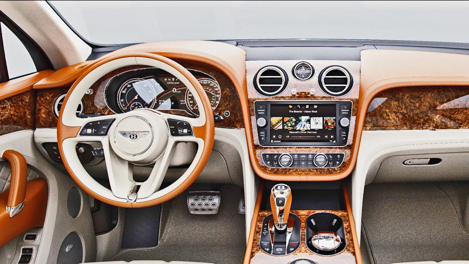 Most Viewed Bentley Bentayga Wallpapers 4k Wallpapers