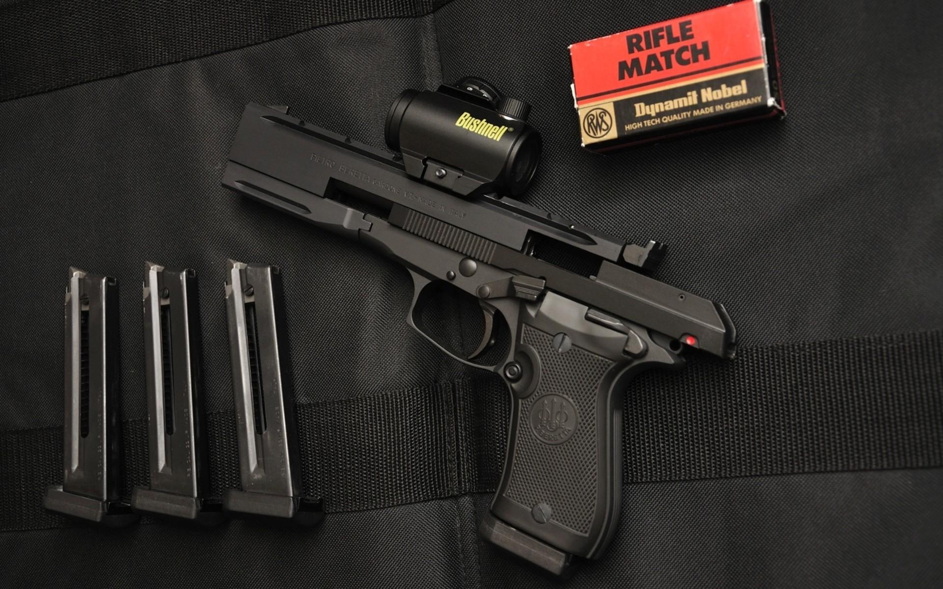 HQ Beretta 87 Target Wallpapers | File 552.71Kb