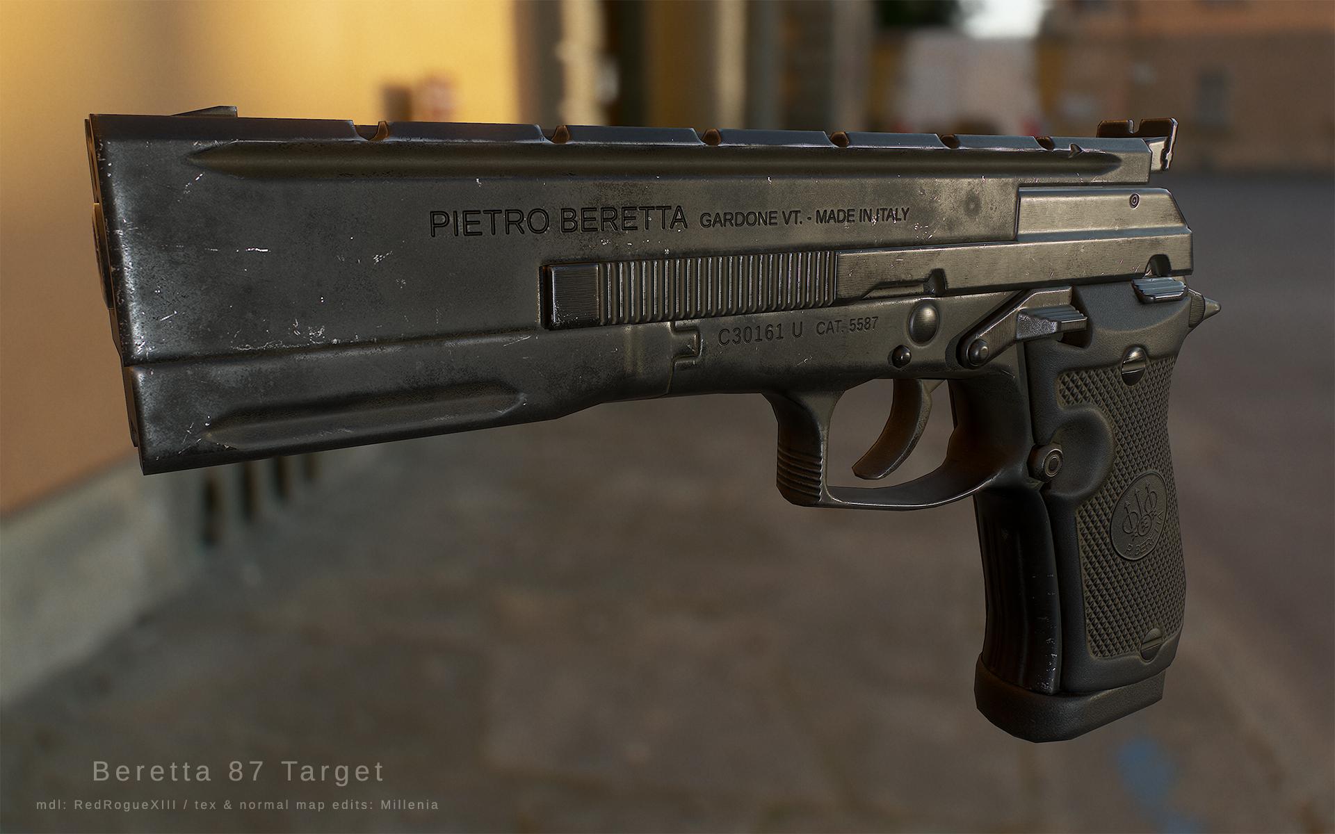 Images of Beretta 87 Target | 1920x1200