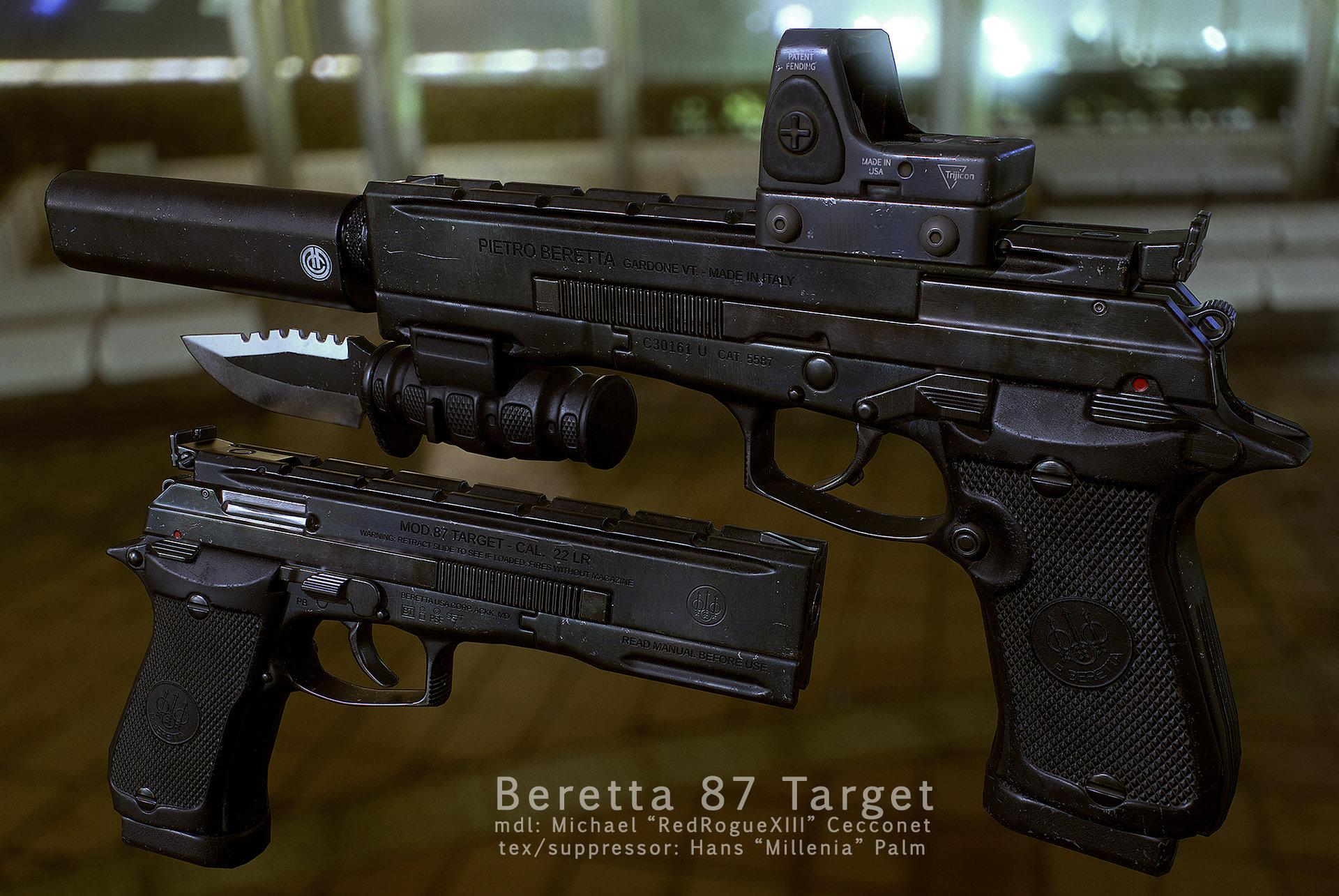 1920x1285 > Beretta 87 Target Wallpapers