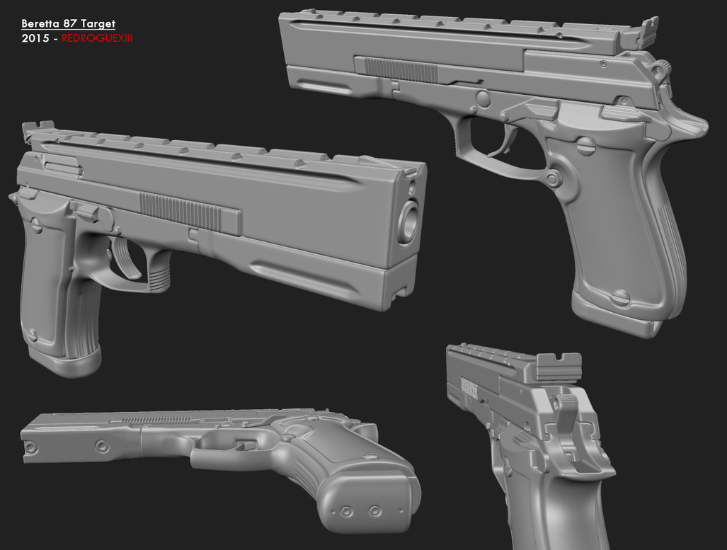 Beretta 87 Target Backgrounds on Wallpapers Vista