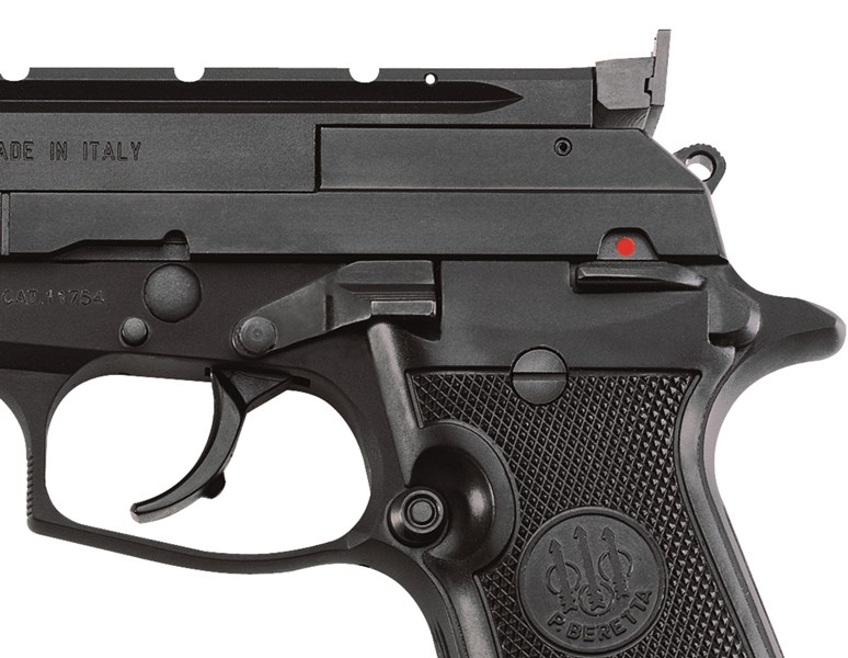 HD Quality Wallpaper | Collection: Weapons, 774x600 Beretta 87 Target