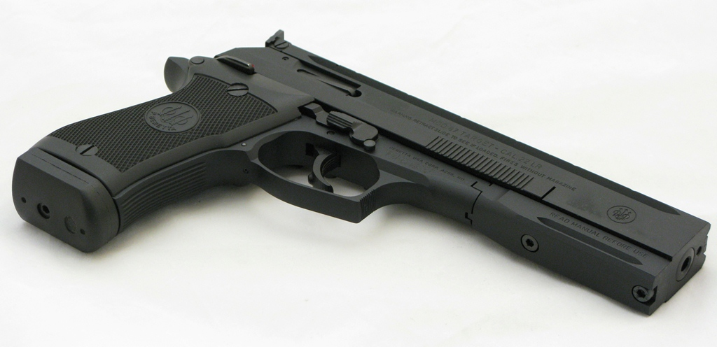 Beretta 87 Target High Quality Background on Wallpapers Vista
